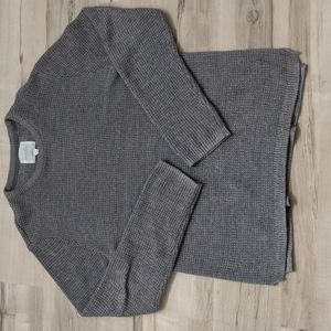 ⭐ Oversized warm knitted pullover sweater ⭐